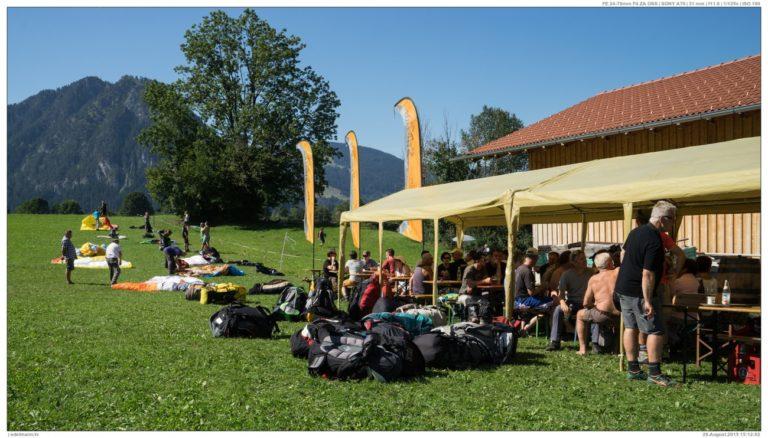 Ostallgäu-Cup (Zelte am Landeplatz)