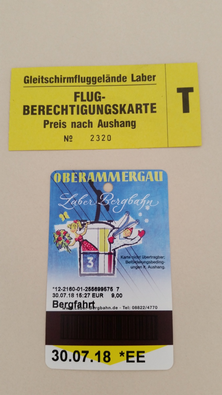 Laber-Ticket