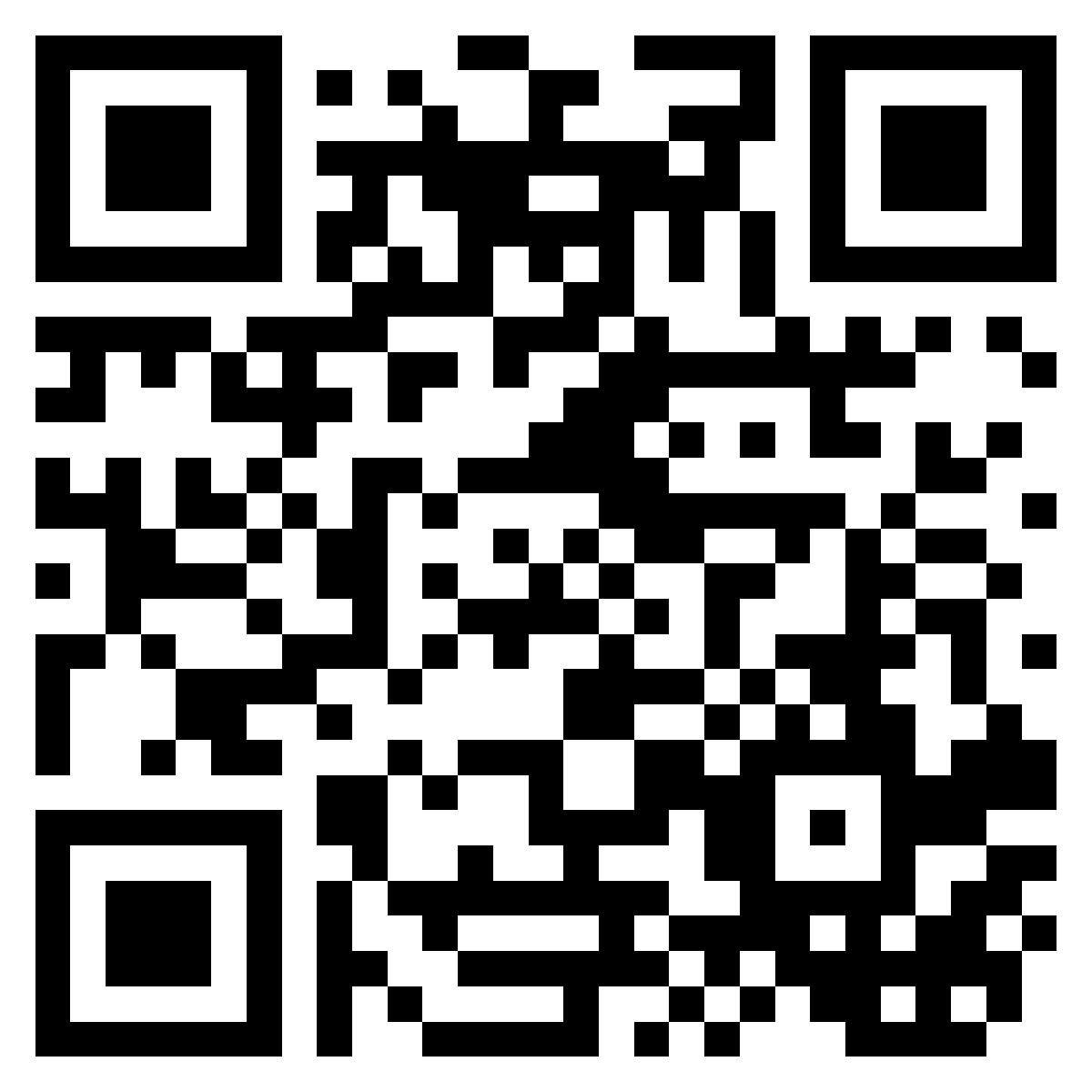 QR-Code zu den FAQ für Nichtflieger