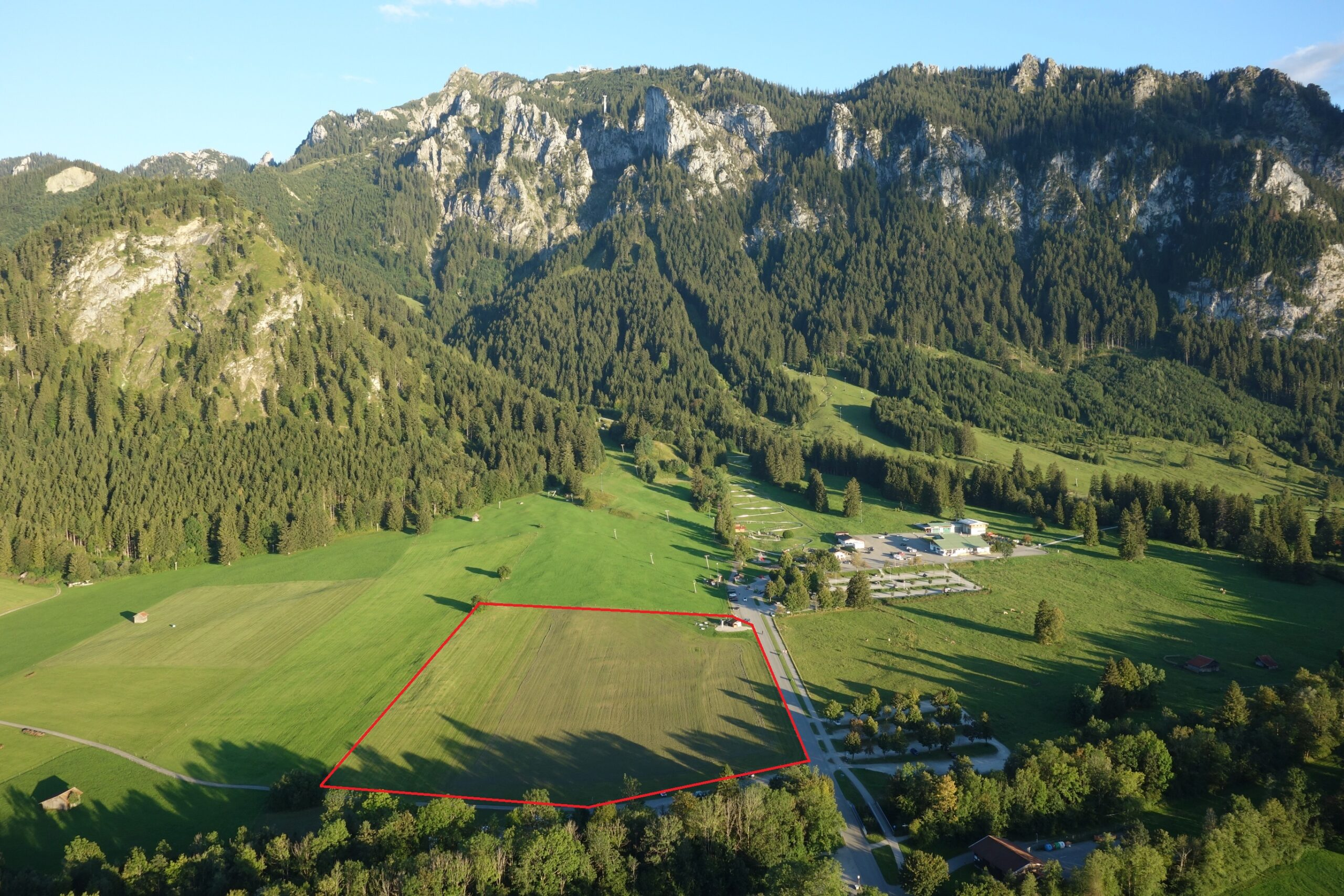 Landeplatz Tegelberg